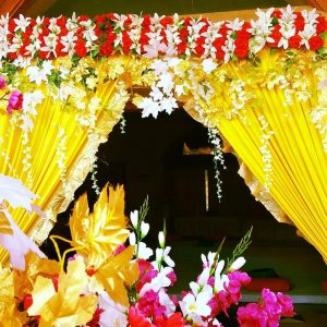 Wedding Planner Decor