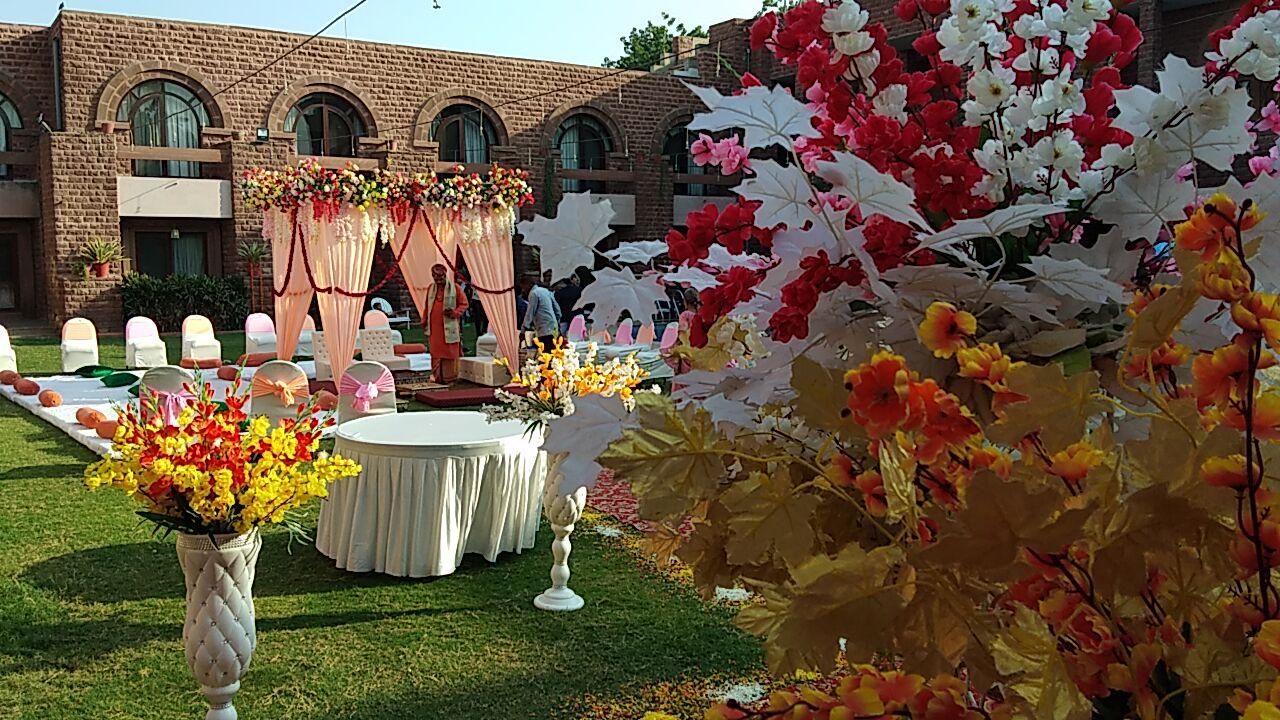 Wedding Planner Decor